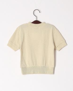 ホワイト プチプチカノコ S/S Tシャツを見る