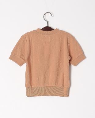 オレンジ プチプチカノコ S/S Tシャツを見る