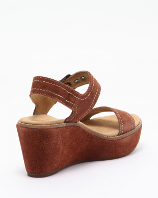Dark Tan Suede Aisley Orchidを見る