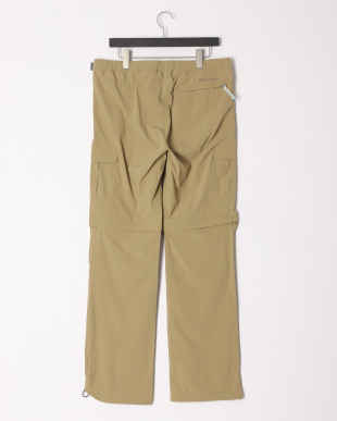 Beige comfy convertible pantsを見る