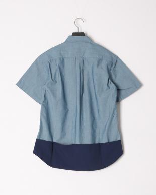 Indigo / NV hybrid S/S shirts CEを見る