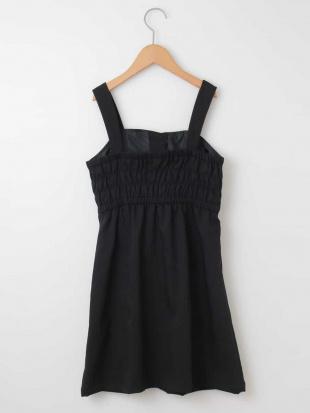 パープル [160]フロントボタンジャンパースカート[WEB限定サイズ] a.v.v bout de chouを見る