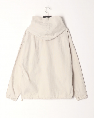 CREAM OXFORD OVERDYED SHTPARKAを見る