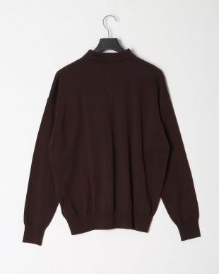 BROWN ALL TIME KNIT COLLARを見る