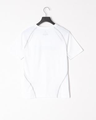 WHITE ランニング フィットTシャツを見る