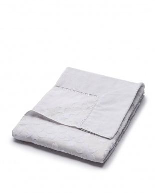 グレー 日本製ジャガード織タオルケットを見る