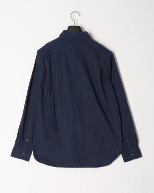 Collegiate Navy カガミルトレイルロングスリーブシャツを見る