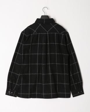 Black  ベイスントゥーバレーロングスリーブシャツを見る