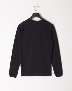 Collegiate Navy  エルヒュッテピークロングスリーブTシャツを見る