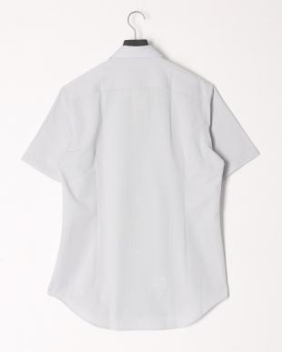 グレー ピケ 半袖シャツを見る