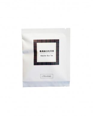 『淹れた時に立ち上る甘美な蜜香』有機栽培 最高級 白牡丹茶 個包装ティーバッグ(2g×5袋)を見る