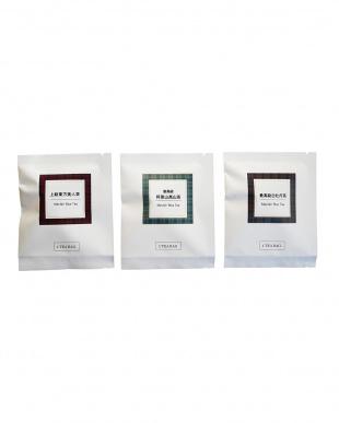 『台湾銘茶3種類のお買い得パック』ブルーティー・バラエティパック(東方美人茶/阿里山高山茶/白牡丹茶 個包装各2g×3袋×3)を見る