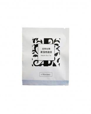 『軽焙煎による茶葉本来の甘みとふくよかな味わい』自然生態 凍頂烏龍茶 個包装ティーバッグ(2g×5袋)を見る