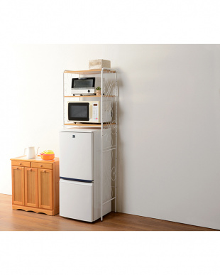 WH 冷蔵庫ラックを見る