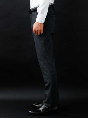 ブラック 『Amundsen Jersey Pants』SET-UP MICHEL KLEIN HOMMEを見る