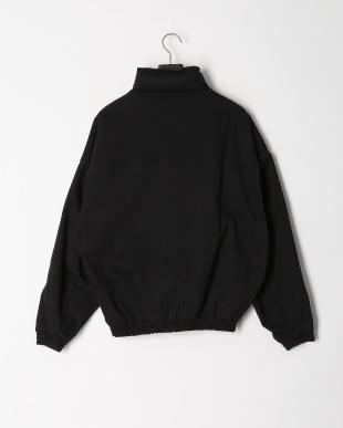 black ドロップスタンドカラージャケットを見る