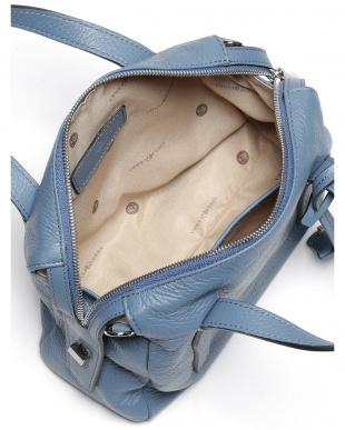 ブルー SANREMO 2wayハンドバッグを見る