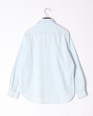 indigo shirts(布帛)/レザーを見る