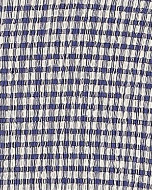 青色チェック ギンガムメロー5分袖P/Oを見る