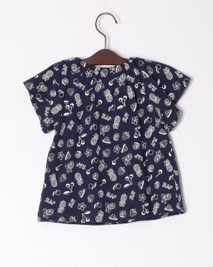 ネイビー系 Tシャツを見る