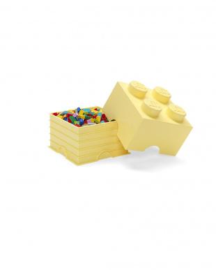 クールイエロー LEGO ストレージブリック 4を見る