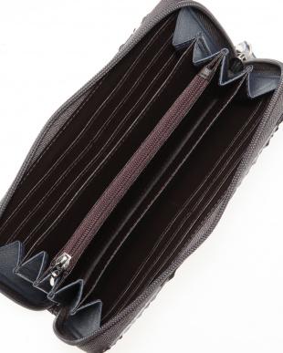 グレー 長財布を見る