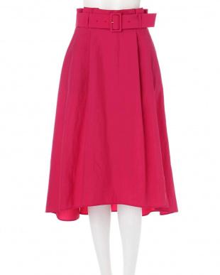ピンク2 タスランナイロンフレアスカート PINKY & DIANNEを見る