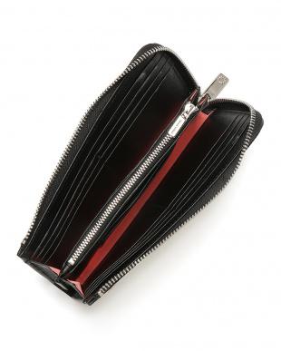 バニラ クロコダイルレザー ジップ 長財布を見る