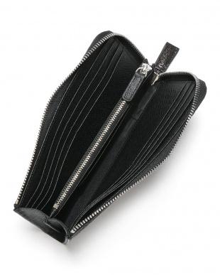 ブラック シャーク L字ジップ 長財布を見る