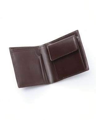 ブルー 折り財布を見る