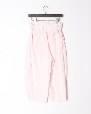 Lピンク soumoku-senシャツ PANTSを見る
