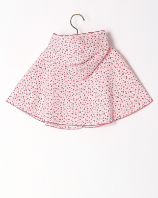 マルチ  MINI FLORAL REVERSIBLE CAPEを見る