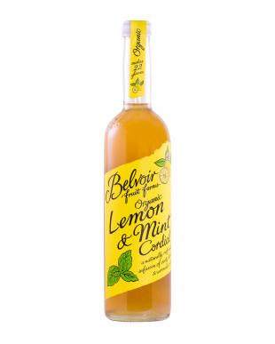 有機コーディアル レモン&ミント 6本セットを見る