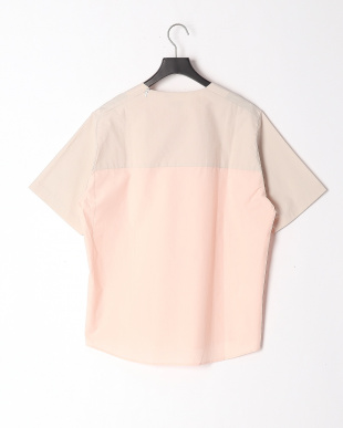 pink (0627)JB:BICOLOR/SLD 5/S TEEを見る