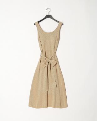 L.G.BEG ラメニットドレスを見る