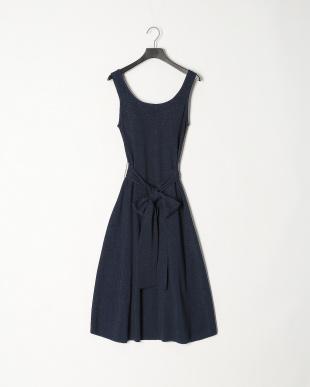 M.NVY ラメニットドレスを見る