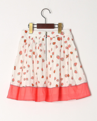 シロ  TOSSED BERRY PRINT SKIRTを見る