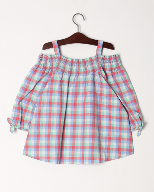 マルチ  BROOME MADRAS PLAID TOPを見る