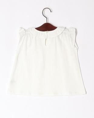 ホワイト 26/- テンジク フレア N/S Tシャツを見る