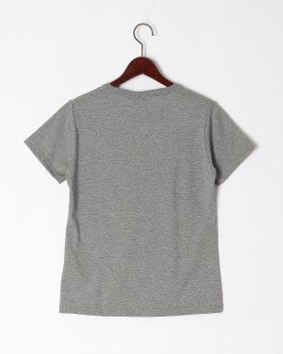 ミックスグレー TEEシャツを見る