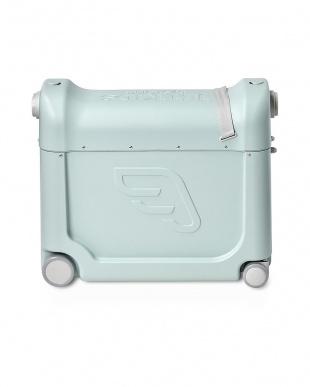 グリーン ジェットキッズ ライドボックス スーツケースを見る