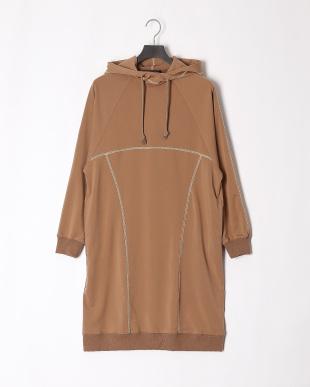 BEIGE 19SS KJ 1ST stitch hoodie OPを見る