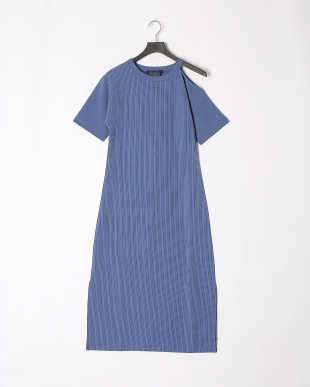 BLUE 19SS KJ 1ST open shoulder long dressを見る