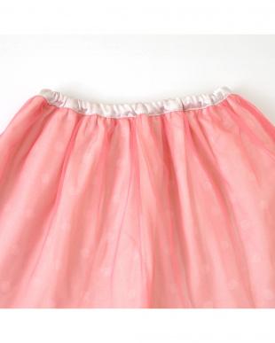 ピンク NAOMI ITO チュールスカートを見る