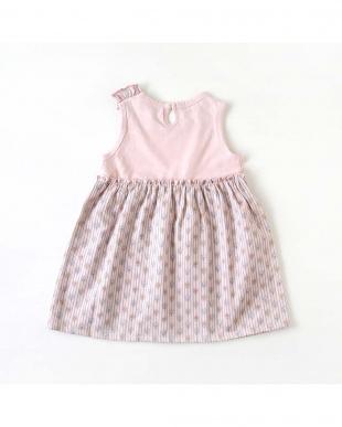 ピンク SOULEIADO サンドレスを見る