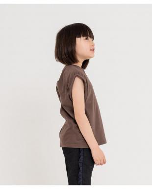 MOCA バックリボンリラックスTシャツを見る