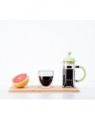 ストロベリー CAFFETTIERA フレンチプレスコーヒーメーカーを見る