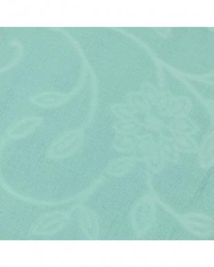 ブルー 綿100%ガーゼ素材 掛けふとんカバー ダブルを見る