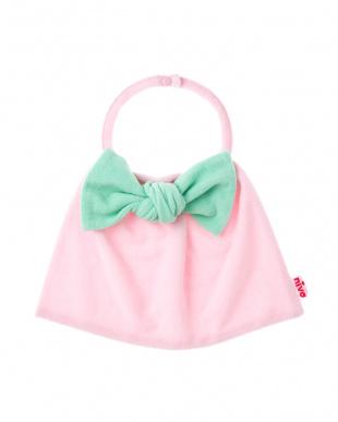 グリーン×ピンク ビッグリボンを見る