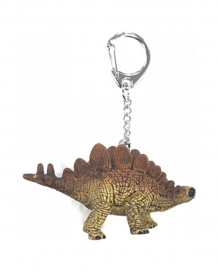 恐竜キーホルダー5種セットを見る
